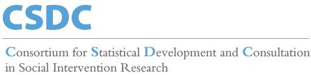 Consortium for Statistical Development and Consultation